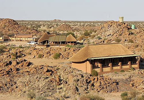 Plato Lodge | Northern Cape | Accommodation