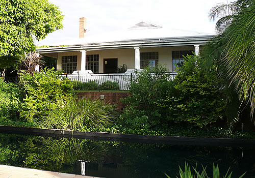 Bains House Accommodation Upington | Northern Cape