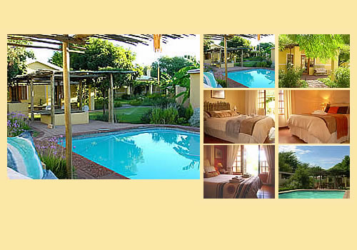 Libby's Lodge | Upington Accommodation | Northern Cape | Green Kalahari