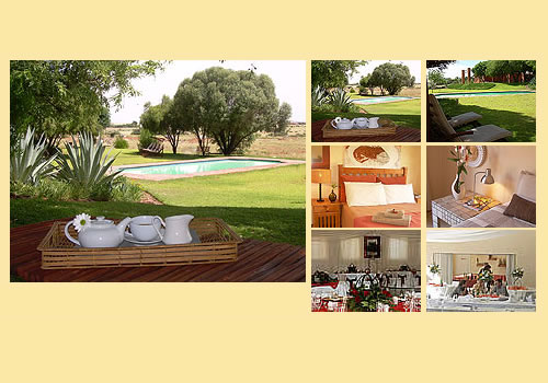 Naba Lodge Upington Guest Accommodation | Upington Northern Cape