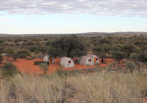 Vaalkloof Bushcamp | Camping & Accommodation | Kalahari | Northern Cape
