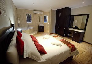 Palmhof Chalets - Self-catering